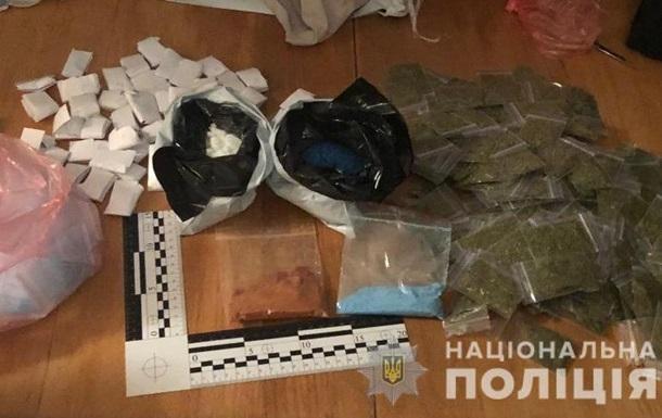 В Одесі затримали наркоторговця з великою партією