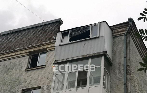 В Киеве прогремел взрыв, есть пострадавший