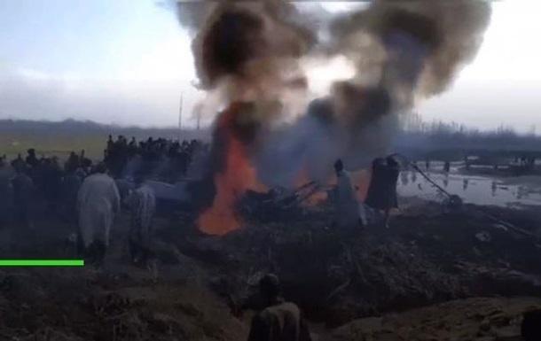 ВПС Індії збили свій вертоліт
