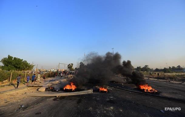 Протести в Іраку: кількість загиблих збільшилася до 65