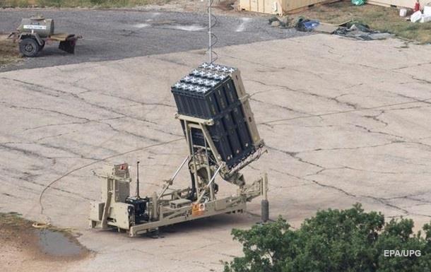 Израиль заявил о запуске двух ракет из сектора Газа