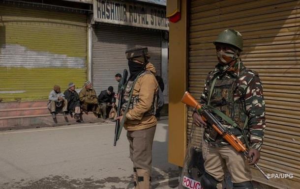 У Кашмірі під час вибуху постраждали семеро людей