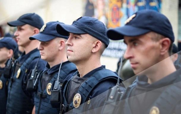 Киев подготовил 800 полицейских к работе в  ЛДНР
