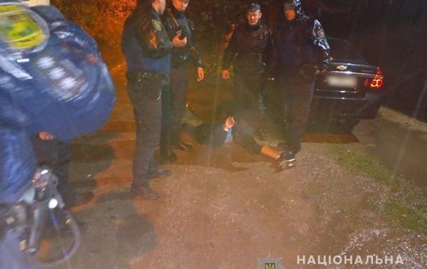 В Харькове военный угрожал гранатой жене