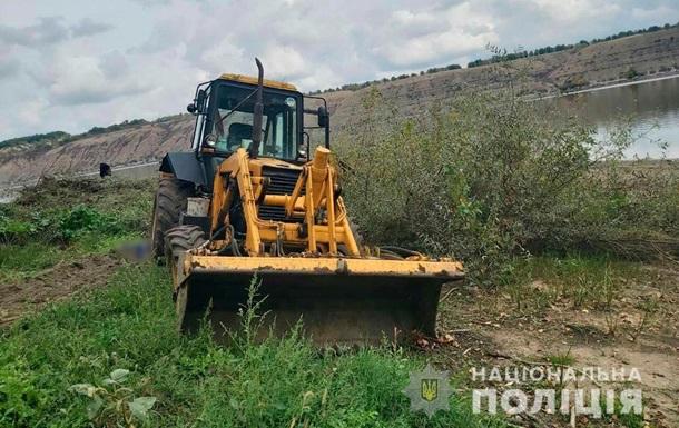 На Буковине мужчина погиб из-за наезда экскаватора
