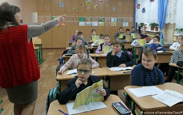 Міністр освіти: Є проблема з адекватним ставленням до вчителів