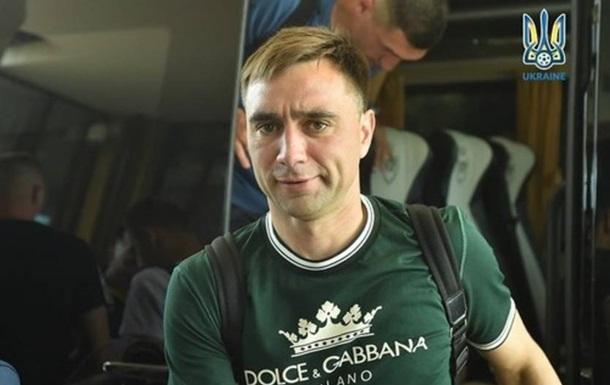 Шевченко визвав Паньківа в збірну України