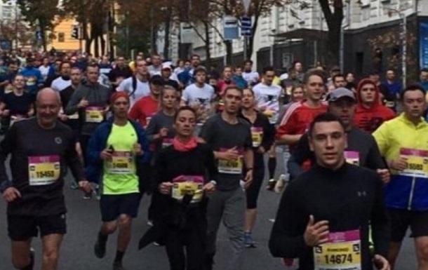 Глава Представництва ЄС взяв участь у Київському марафоні