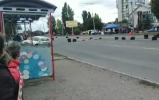 У Черкасах на гонках автомобіль з їхав із траси і збив глядача