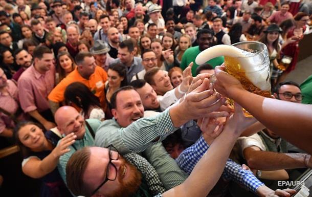 Октоберфест встановив новий п яний рекорд