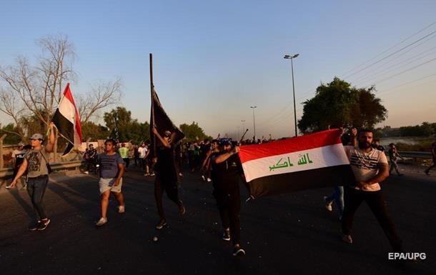 Более 100 человек погибли в ходе протестов в Ираке
