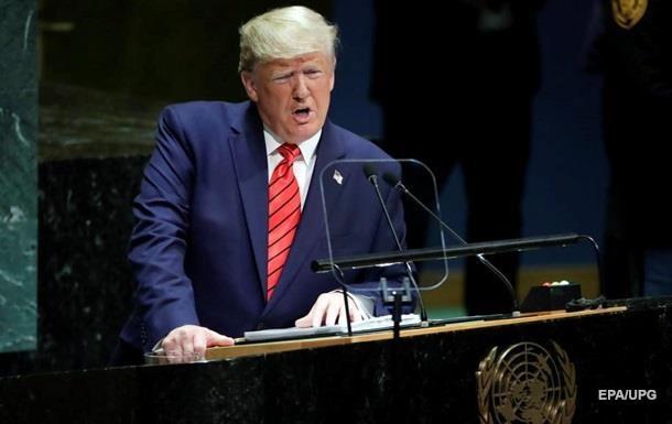 Трамп звинуватив сім ю Байдена в підкупі