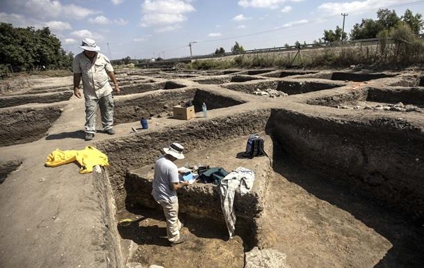 Найден уникальный древний город