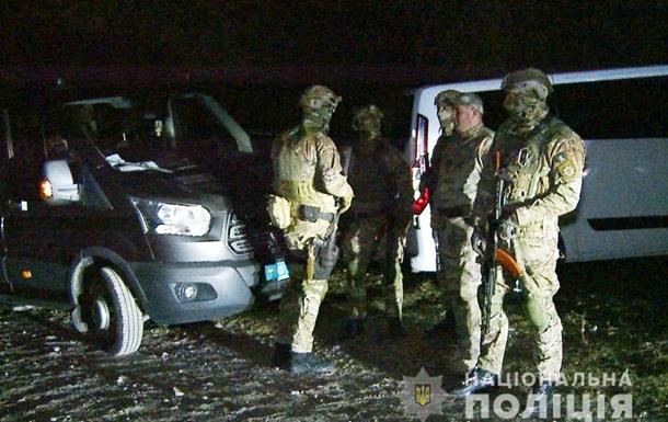 Под Винницей спецназ освободил заложника