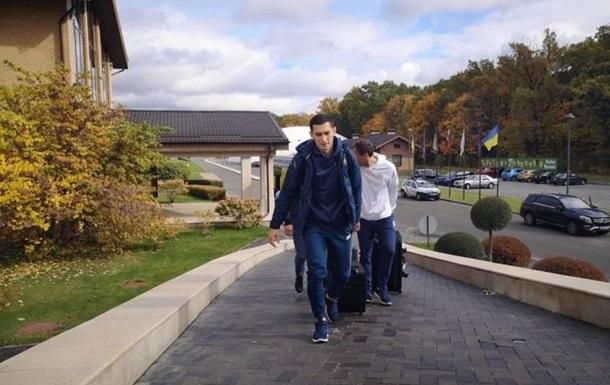 Подопечные Шевченко начали тренировочный сбор в Харькове