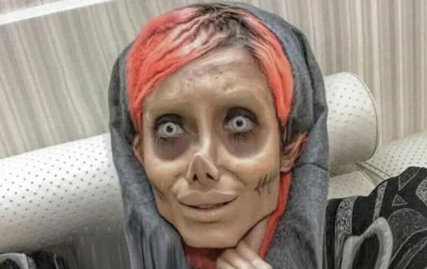 """Иранскую """"копию Джоли"""" арестовали за богохульство"""