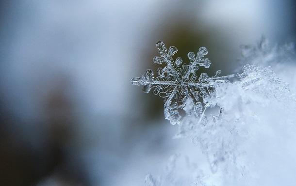 У Києві і Житомирі випав перший сніг