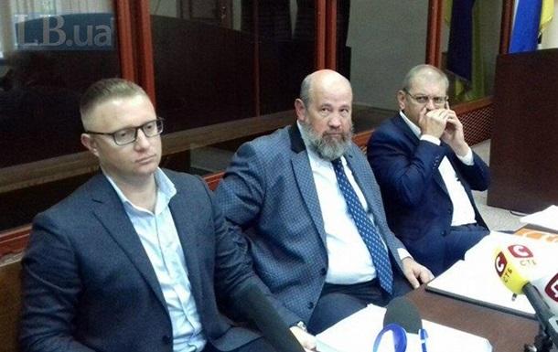 На суд у справі Пашинського прийшов Турчинов
