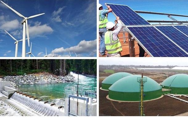 У  зелену  енергетику України інвестували два мільярди євро