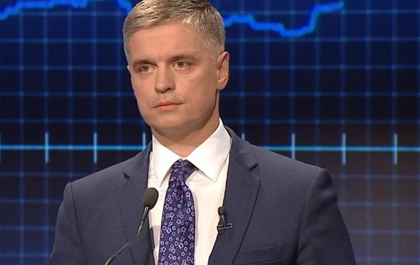 Глава МЗС розповів про сценарії для Донбасу