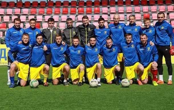 Украина разгромила Гану и пробилась в четвертьфинал чемпионата мира по мини-футболу