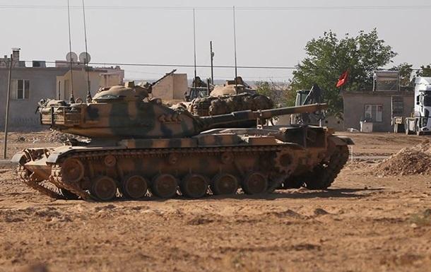 Турция заявила о завершении подготовки к операции в Сирии