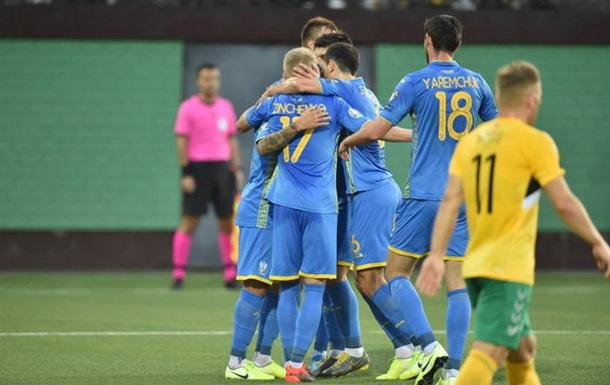 Украина - Литва: матч обслужит австрийская бригада арбитров