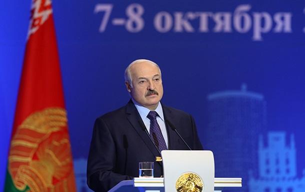Лукашенко назвав війну на Донбасі конфліктом РФ і України