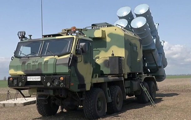 В Киеве представили новые военные разработки