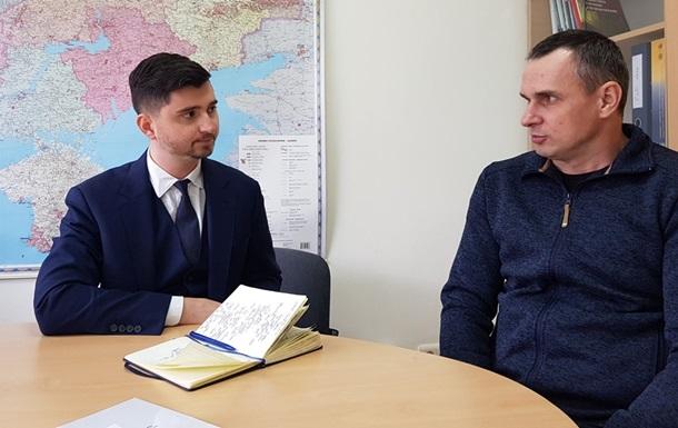 Сенцов дал показания миссии ООН