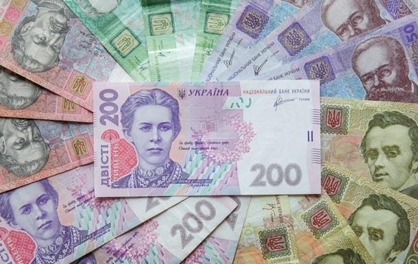 Держбюджет недоотримав майже 80 млрд гривень