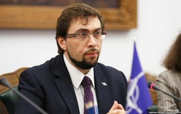 Представництво НАТО в Україні підтримало формулу Штайнмаєра