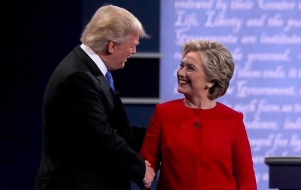 Трампу не хватает Хиллари Клинтон