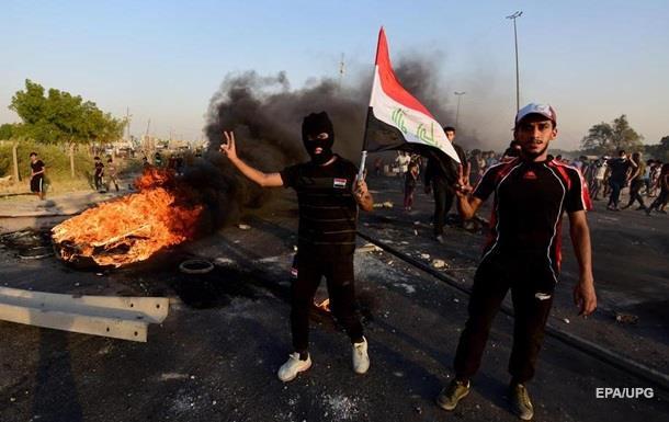 Снайперы злых сил. В Ираке убиты 100 протестующих