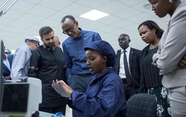 В Африці вперше почали випускати смартфони