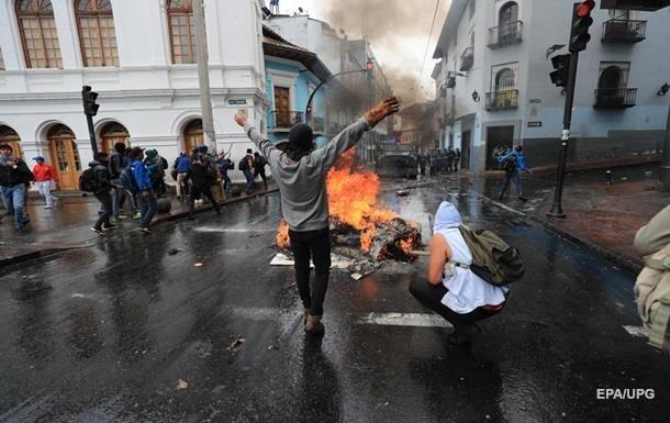 Протестувальники в Еквадорі захопили ще два родовища нафти