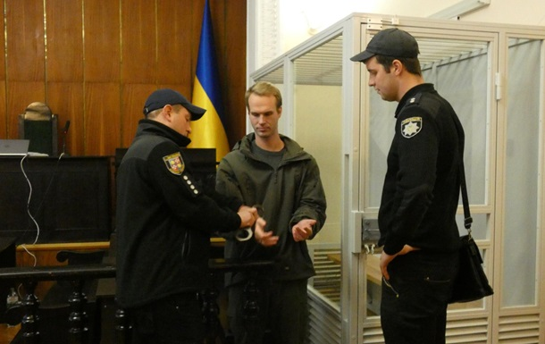 Суд у Вінниці заарештував американця, який воював в АТО