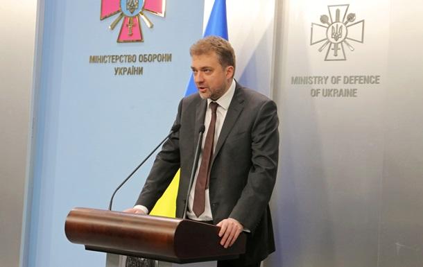 Міністр оборони назвав формулу Штайнмаєра  медійним продуктом