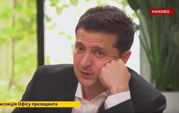 Прес-конференція Зеленського, дивитися онлайн-трансляцію