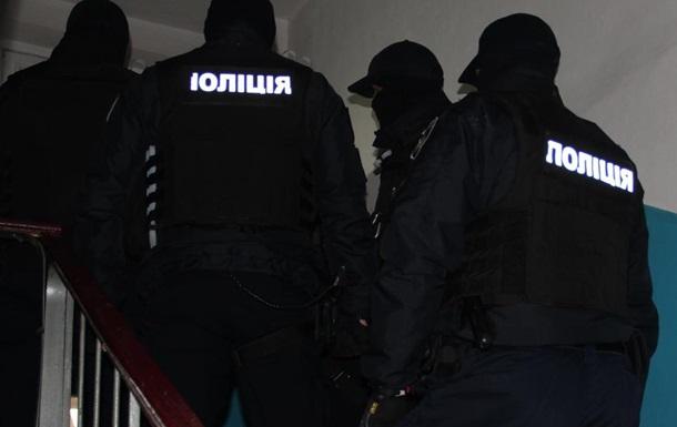 В Житомире спецназ штурмовал квартиру вероятного убийцы