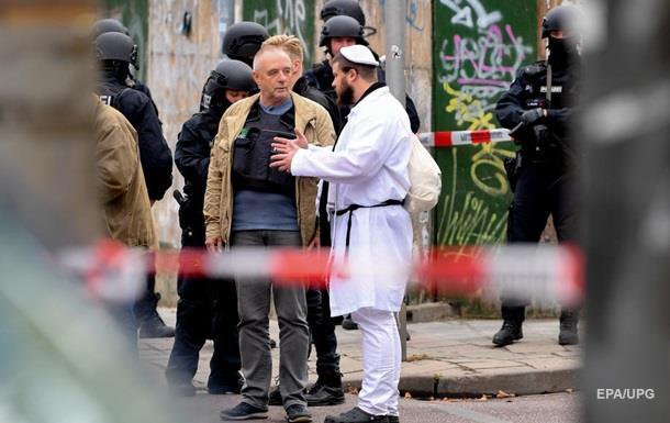 Нападник на синагогу в Німеччині вів стрим