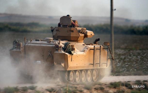 Туреччина почала наземну операцію в Сирії