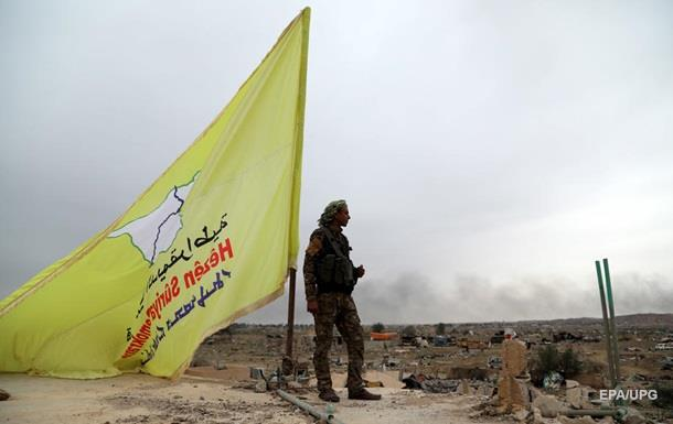 Курды заявили об отражении наземной атаки Турции