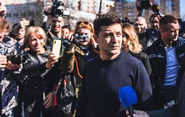Пресс-конференцию Зеленского посетят более 300 журналистов