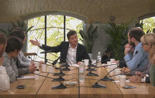 Зеленський пояснив, чому квапиться з переговорами щодо Донбасу