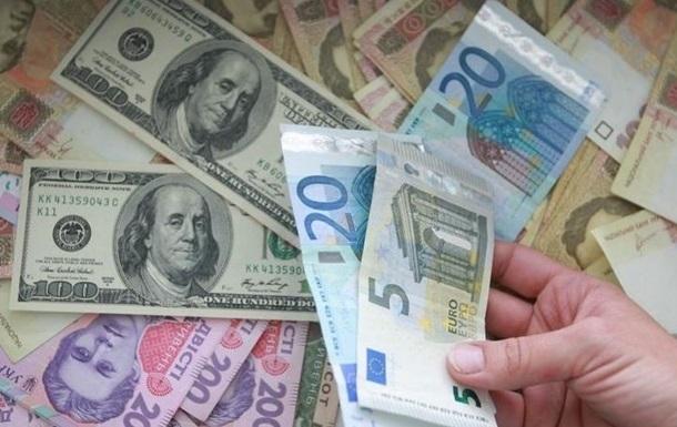 В обмінниках різко впали долар і євро