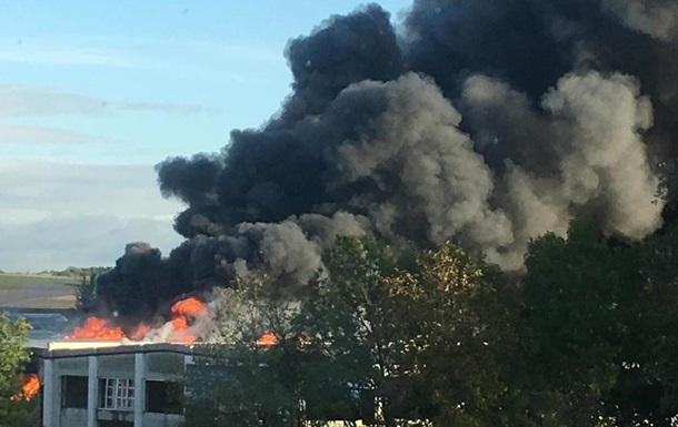 В Австрії прогримів вибух в аеропорту: дев ять постраждалих