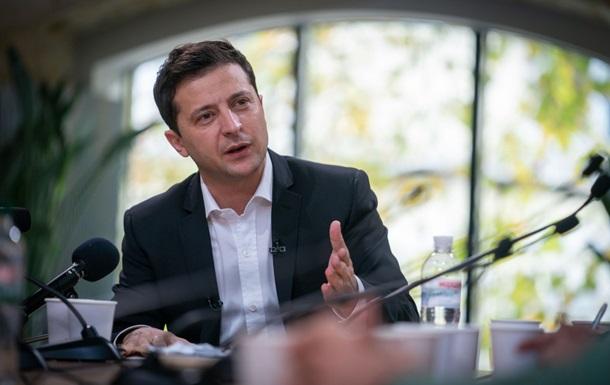 Зеленський відмовився оприлюднити стенограму з Путіним