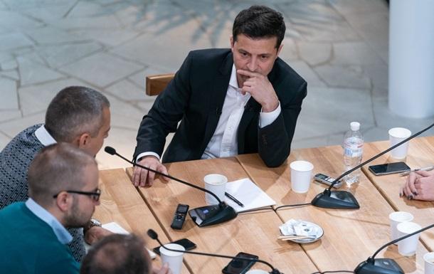 Зеленский пожаловался на президентство: Ни пожить, ни подстричься
