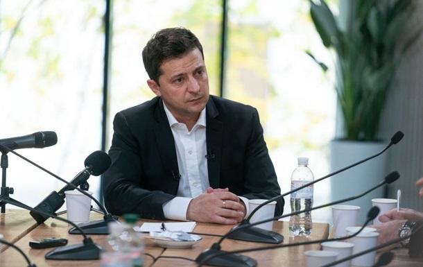Зеленский: Никто не хочет быть губернатором
